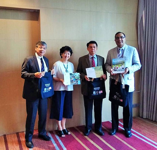 UNESCO and Malaysia Meet to Review Projects Supported Through the MUCP