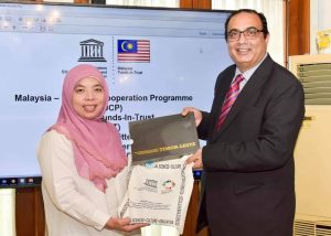 The Way Forward of the Malaysia-UNESCO Cooperation Programme