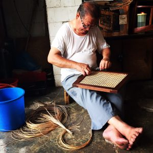 Penang weaving