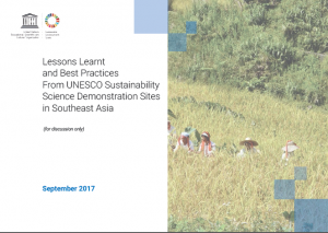 Lessons Learnt and Best Practices from UNESCO Demonstration Sites