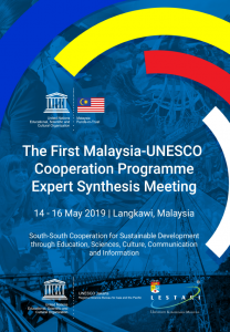 The First Malaysia-UNESCO Cooperation Programme  Expert Synthesis Meeting